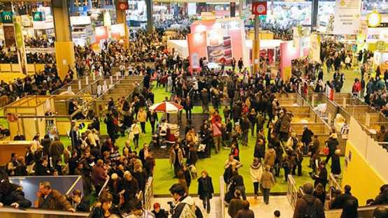 Le salon international de l 39 agriculture visiter en groupe - Acces salon de l agriculture ...